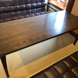 〈値下げ〉ソファテーブル