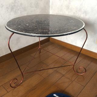 サイドテーブル モザイクタイルテーブル 1月15日まで