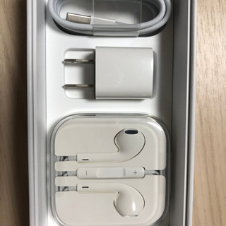Apple 正規品 イヤホン充電器セット