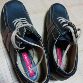 24.5cm PENELOPE 未使用 靴