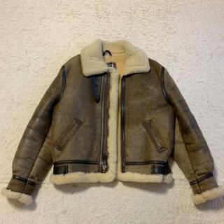 SCHOTT B-3フライトジャケット