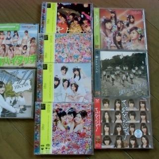 ◆CD 全9枚☆AKB48 4枚・ NMB48 3枚・HKT48...