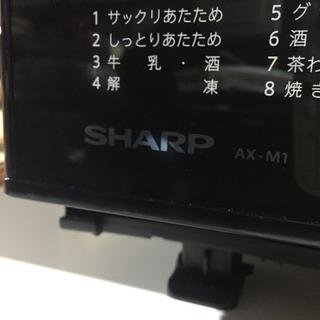 Sharp ウォーターオーブン2009年製