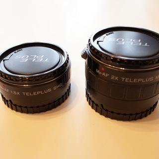 KENKO TELEPLUS 1.5×&2.0× 二本セット(M...