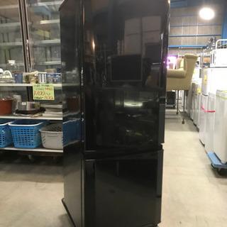 少し多めの168L!キズあり激安!三菱冷凍冷蔵庫