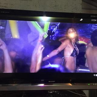 Aquos 40型テレビ