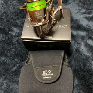 シマノテクニウムc4000typeーG