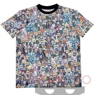 異世界かるてっと WOW!ARTフルカラーTシャツ