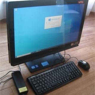 ■一体型PC 富士通 ESPRIMO FH75/ED(中古/Co...