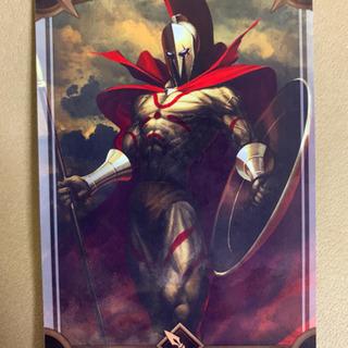 Fate/Grand Order アーケードカード レオニダス