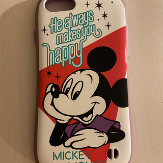 Disney iPhone 8ケース