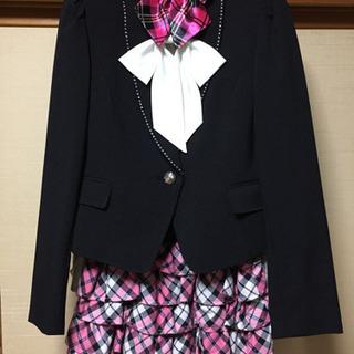 女の子卒業式スーツ(ブランド)