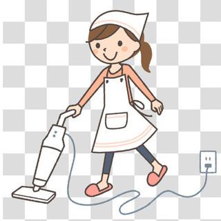 鳥栖田代外町食品工場の共用部清掃