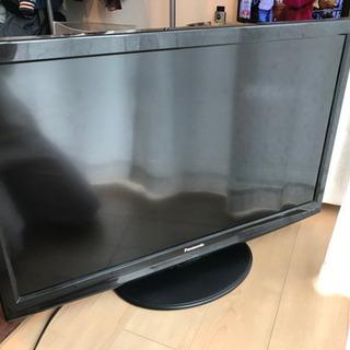 パナソニック2010年製37型テレビ ジャンク