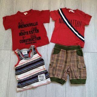 男の子 子供服セット サイズ90