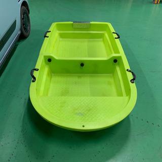 【宮古島発】2分割ボート(長さ2m20㎝:幅1m10cm)/ミニ...