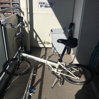 ダホン 折り畳み自転車 スピード8 DAHON