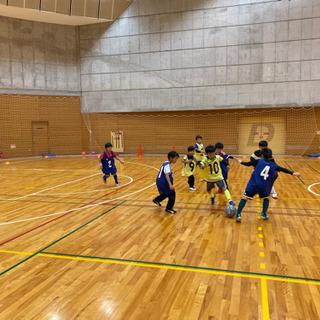 【1日参加型サッカースクール】小学生