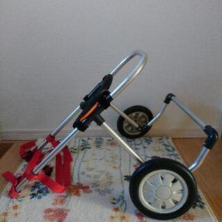 犬用車椅子(後肢用)
