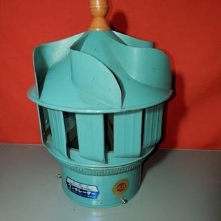 1 ベンチレーター 換気 風力 仮設トイレ 汲み取り式