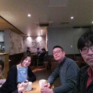 第17回  小山朝カフェの会