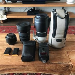Canon 5DmarkⅢ レンズセット