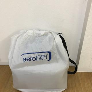 aero bed エアベッド   決定しました - 売ります・あげます