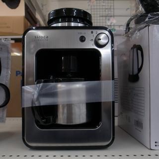 シロカ コーヒーメーカー STC-501 2015年製【モノ市場...