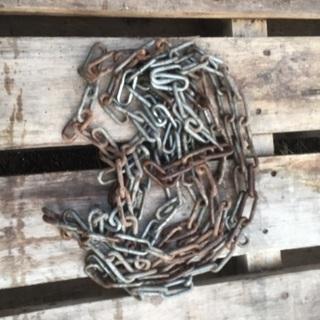 金属製チェーン約4.5m