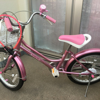 子供用自転車 18インチ - 四街道市