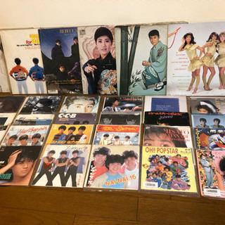 レコード色々
