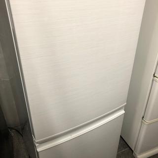 2018年製 シャープ冷蔵庫 137L