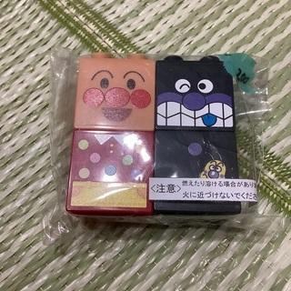 アンパンマン レゴ 人形 と指人形