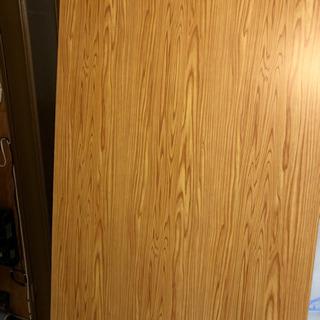 耐水化粧ベニヤ板 お安くお譲りします。