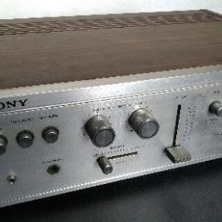 SONY プリメインアンプ TA-1066 INTEGRATED...