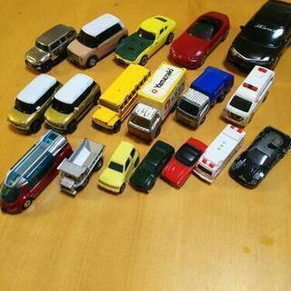 ミニカー各種 18台 ( トミカ博限定トミカ含む)