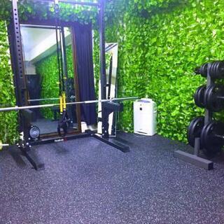 個室でトレーニングtdohレンタルジム