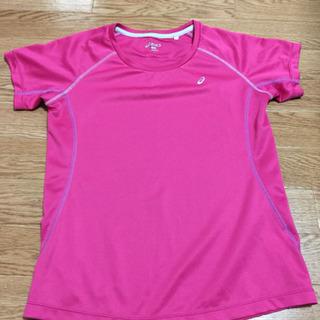 Tシャツ  【asics】