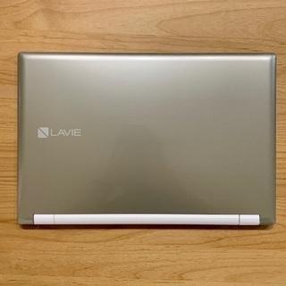 NEC 2017製ノートPC LaVie Note 美品