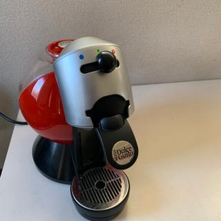 ネスカフェのカプセル式コーヒーマシン、ドルチェグストMD9740