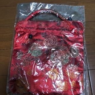 中華式バントバッグ