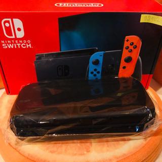 超お得!! Nintendo Switch&ケースなど豪華10点...