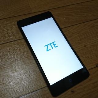 使用期間短 5.5インチ RAM2GB/ROM16GB ZTE ...