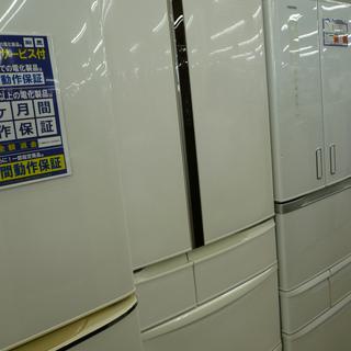1年間動作保証付 2016年製 Panasonic 6ドア冷蔵庫...
