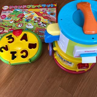 赤ちゃん用 知育玩具 3点