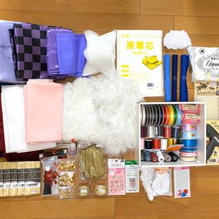 コスプレ 衣装製作 布 裁縫セット