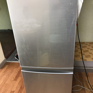 冷蔵庫 SHARP SJ-D14A-S