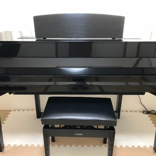 YAMAHA ハイブリッドピアノN1