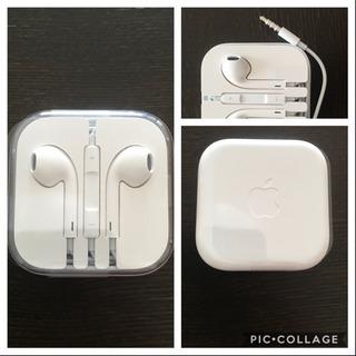 【新品・送料込】Apple  iPhone 純正品 イヤホン
