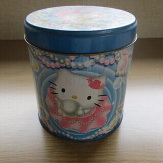 キティちゃん 缶ケース